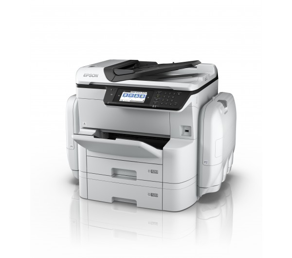 Epson Workforce Pro WF-C869RDTWF RIPS A3+Mfp