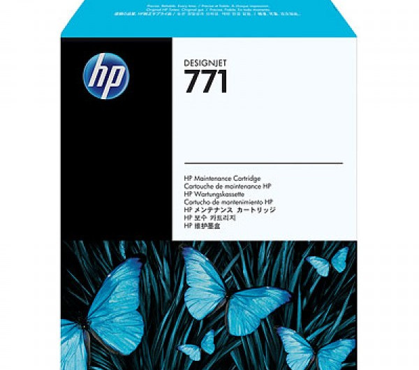 HP 771 Designjet maintenace kit CH644A (Eredeti)