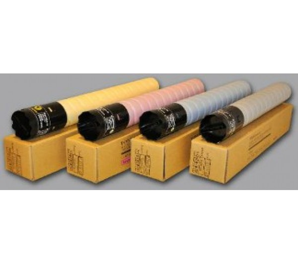DEVELOP INEO+220/280 TONER YELLOW  JP* TN216 (For use)