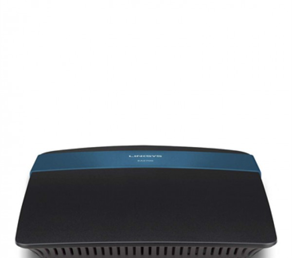 LINKSYS Router E2700 N600 Dual-Band Wire