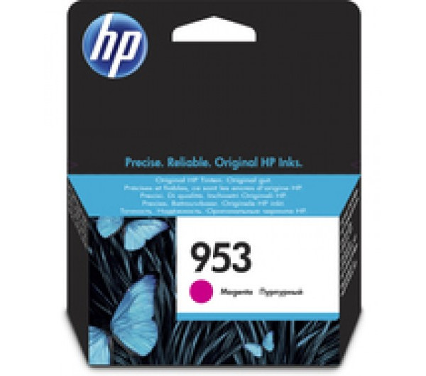 HP 953 Magenta Original Ink Cartridge F6U13AE (Eredeti)