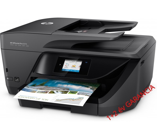 HP OfficeJet Pro 6970 All-in-One J7K34A