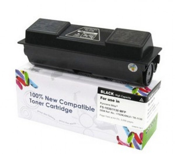 KYOCERA TK1130 Toner 3K CHIPPES CartridgeWeb (For use)