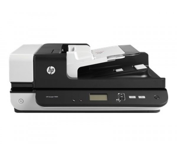 HP ScanJet Enterprise 7500 Scanner L2725B