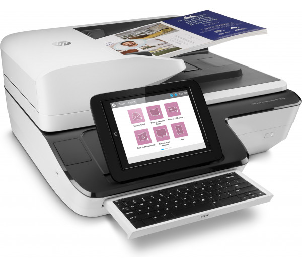 HP Scanjet Flow N9120 fn2 Scanner