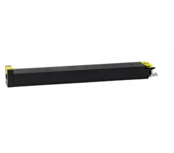 SHARP MX 27GTYA TONER YELLOW  KATUN (For use)