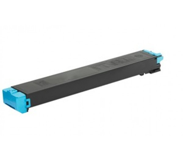 SHARP MX 36GTCA TONER CYAN KTN  (For use)