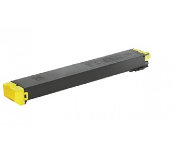 SHARP MX 36GTYA TONER YELLOW KTN  (For use)