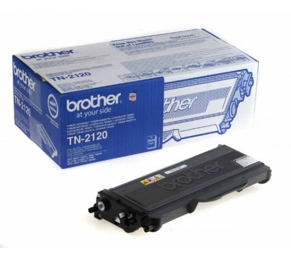 Brother TN2120 toner (Eredeti)