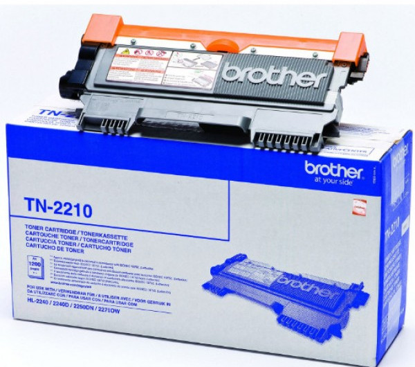Brother TN2210 toner (Eredeti)