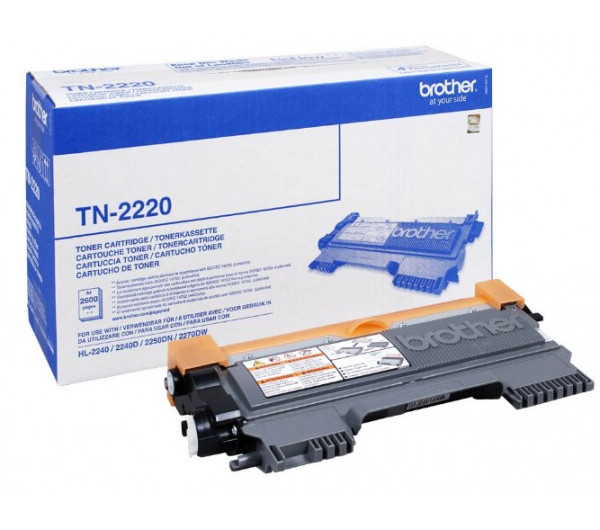 Brother TN2220 toner (Eredeti)