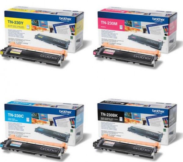 Brother TN230M toner Magenta (Eredeti)