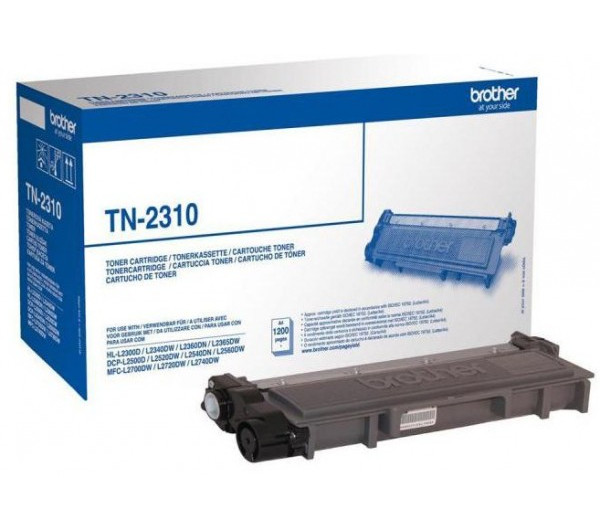 Brother TN2310 toner 1,2K (Eredeti)