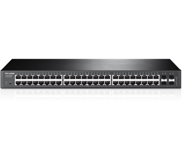 TP-LINK T1600G-52PS PoE Switch