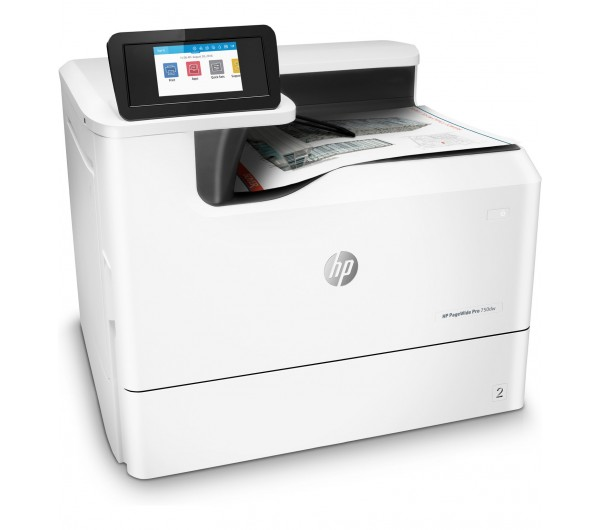 HP PageWide Pro 750dw nyomtató