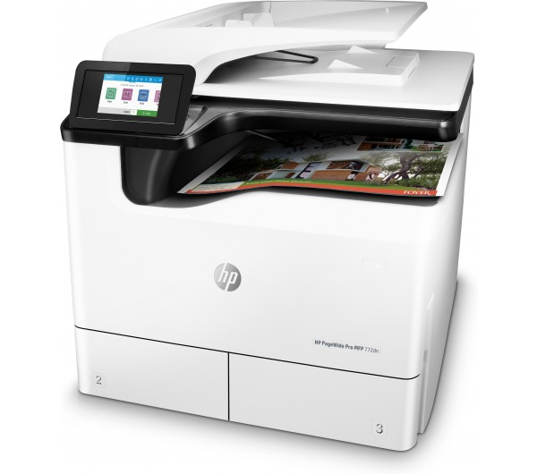 HP PageWide Pro 772dn nyomtató