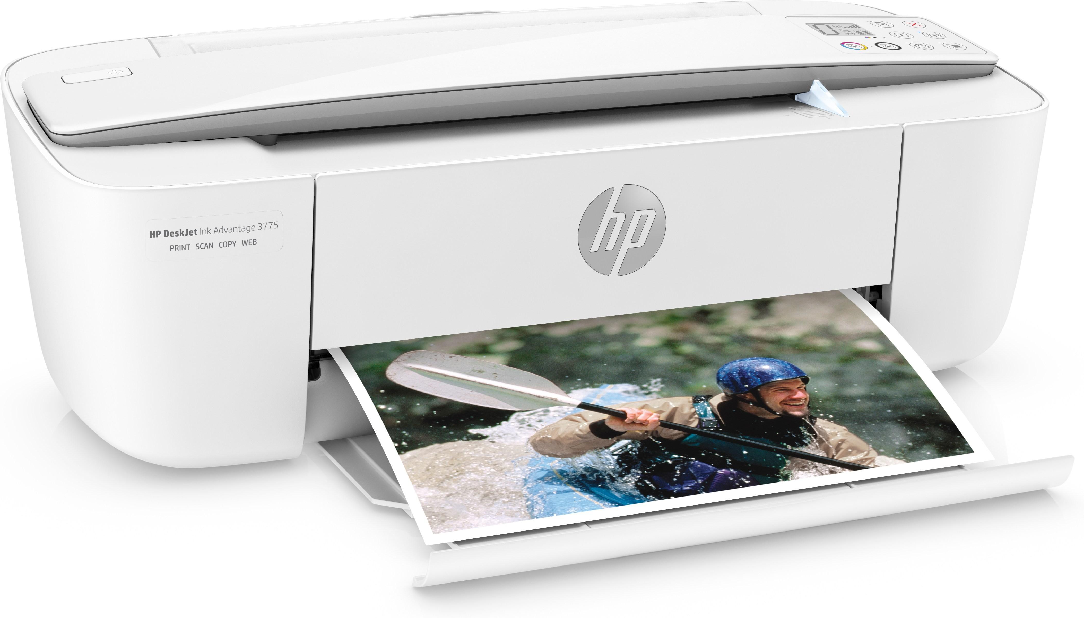 HP DeskJet Ink Advantage 3775 All-in-On