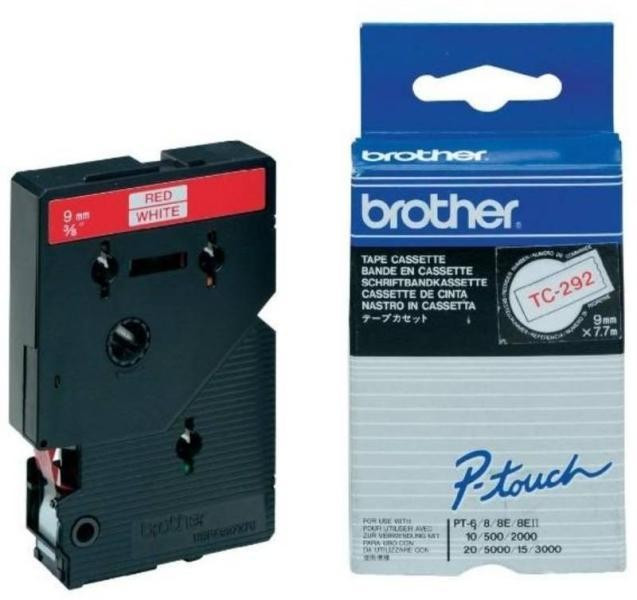 Brother TC292 szalag (Eredeti) Ptouch
