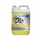 Cif Professional Power Cleaner Degreaser Concentrate 5L