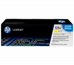 HP CB542A Toner Yellow 1,4k No.125A (Eredeti)