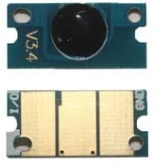 OKI C110/C130/MC160 CHIP CY  2,5K CI* (For use)