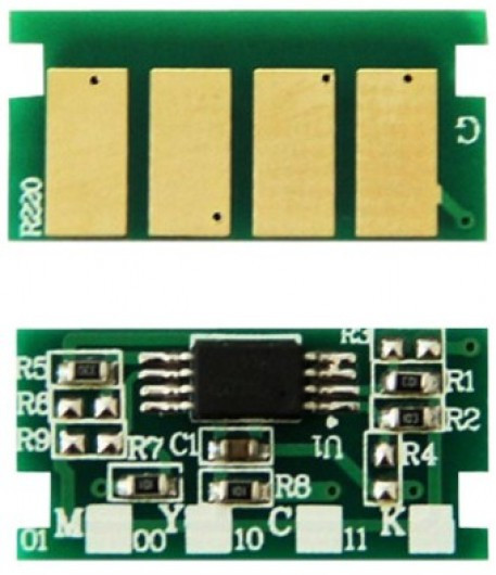 RICOH AFI3224 CHIP Cy.17k. T2 SK* (For use)