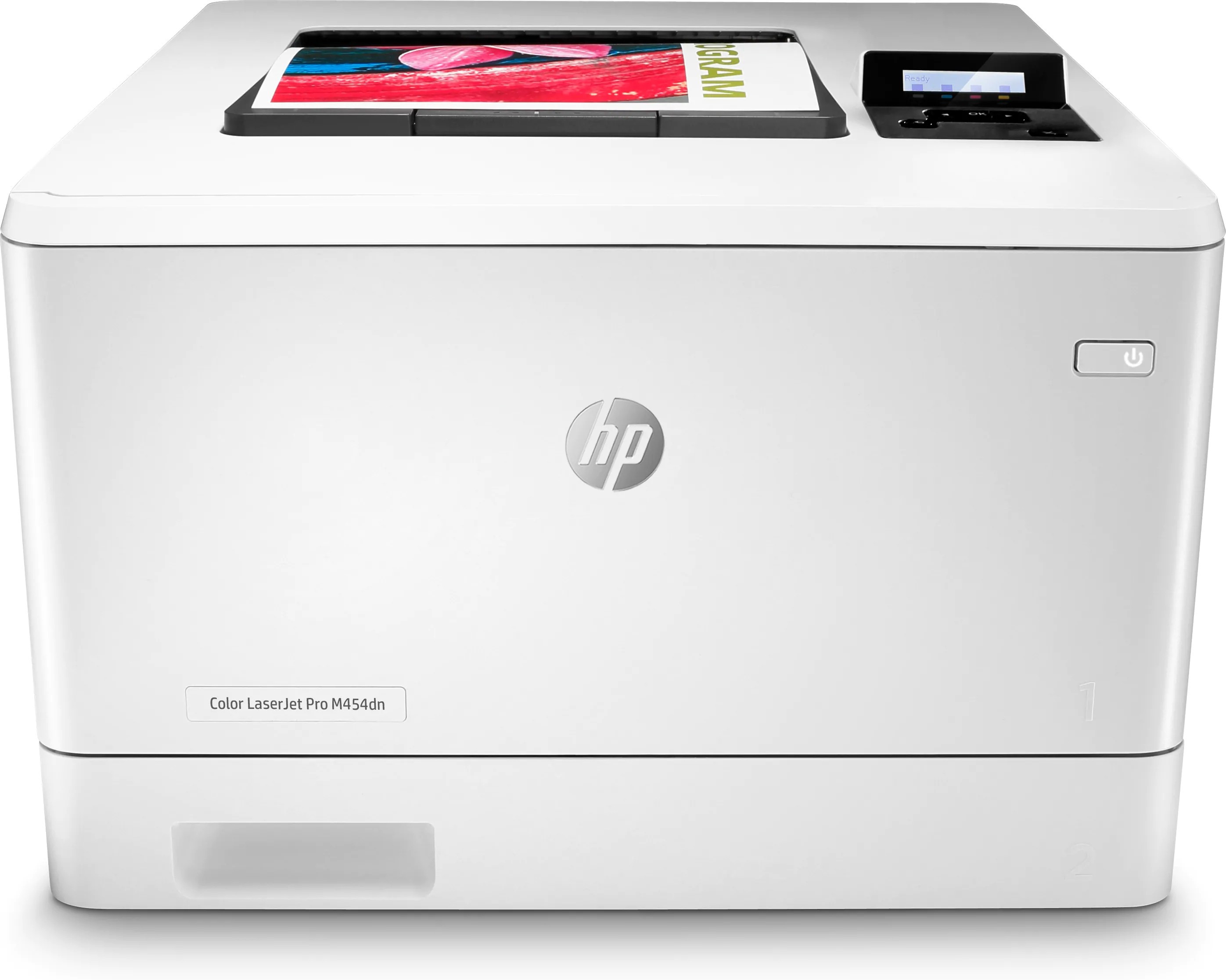 HP Color LaserJet Pro M454dn A4, színes, lézernyomtató hálózatos, duplex