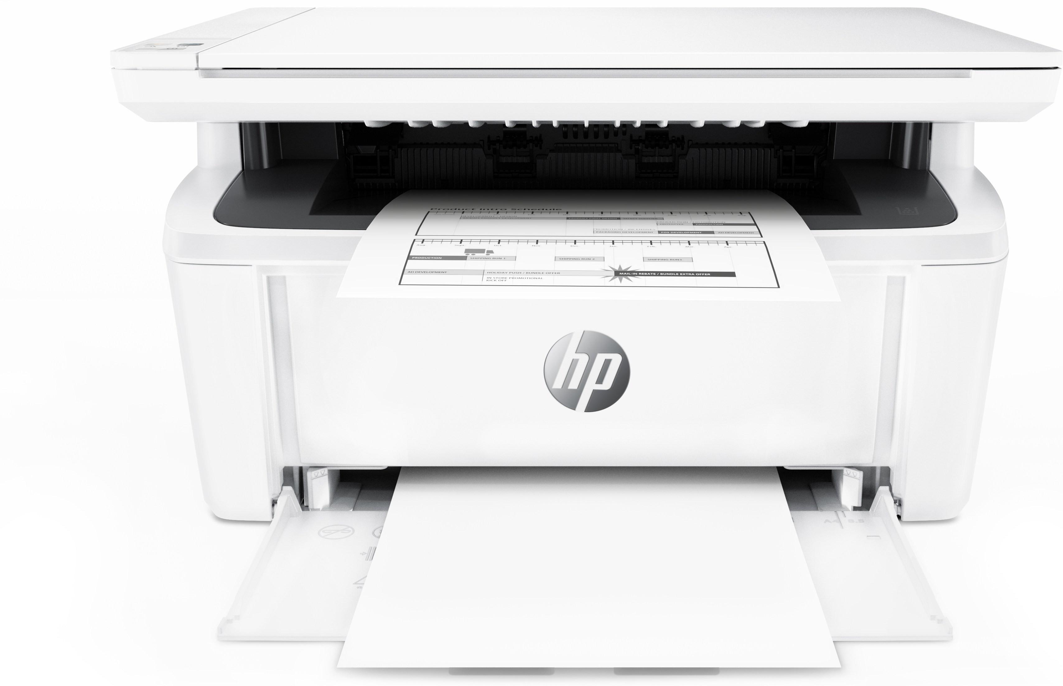 HP LaserJet M28A A4, mono, lézer multifunkciós nyomtató